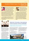 Mahidol University No.1 in Thailand in the GreenMetric Rankings - Page 5