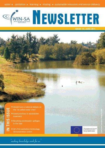 WIN-SA 19 Newsletter
