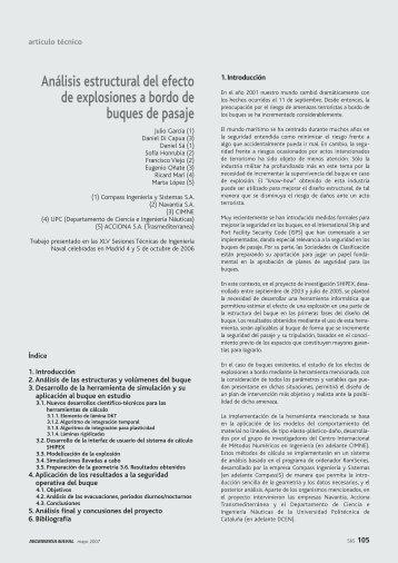 105-114 A.T. Analisis estructural
