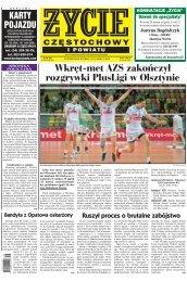 Wkr´t-met AZS zakoƒczy∏ rozgrywki PlusLigi w Olsztynie