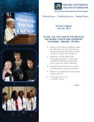 Download the Institute's FY 2012 Annual Director's Report (PDF)