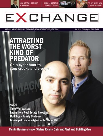 Read as PDF Download - Exchange Magazine