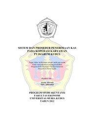 Download (274Kb) - Universitas Muria Kudus