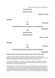 N & Anor v MJELR [2007] IEHC 277.pdf - European Database of ...
