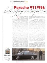 Porsche 911/996 - Revista DINTEL Alta Dirección
