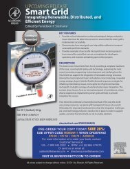 Smart Grid Integrating Renewable, Distributed, and Efficient ... - E2RG