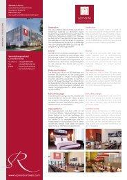 Factsheet_Leonardo Royal Hotel Munich.pdf - Leonardo Hotels