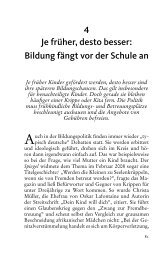 Je Früher, Desto Besser - Ambition Verlag