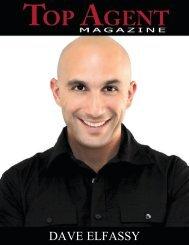 DAVE ELFASSY - Top Agent Magazine