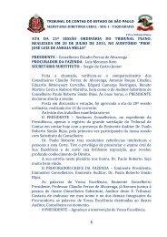 1 ata da 21ª sessão ordinária do tribunal pleno, realizada em 20 de ...