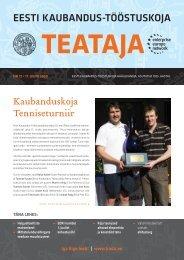 Välisministeerium vastab - Eesti Kaubandus-Tööstuskoda