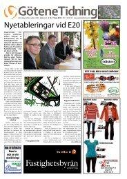 Vecka 10 - Götene Tidning