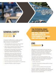Safety Information - Arrow Energy