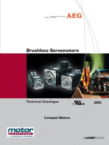 CATALOGO FIERA - Motor Technology Ltd