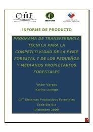 Programa de Transferencia Técnica para la Competitividad ... - Inicio