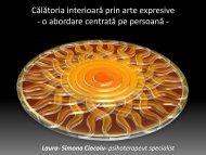 Calatoria interioara prin arte expresive. - Asociatia Romana de ...