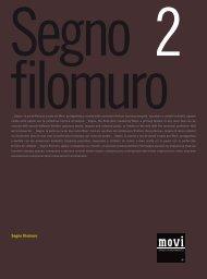 Segno filomuro, дверь - Movi