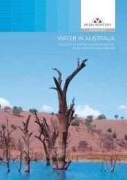 The Water Debate in Australia - Circle of Blue
