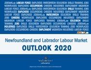 Outlook 2020 - Department of Advanced Education and Skills ...