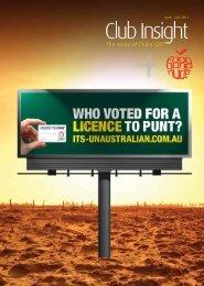 Part 1 - Clubs Queensland