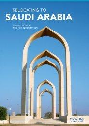 SAUDI ARABIA - Michael Page
