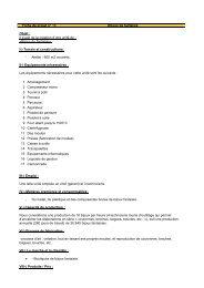 Fiche de projet n° 16 Bijoux de fantaisie Objet : Il ... - Tunisie industrie