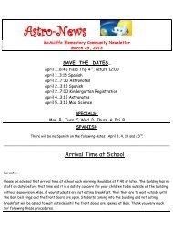 AstroNews3_29_13 - Teachers - Shawnee Mission School District