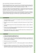 Käyttö- ja huolto-ohje keskuspölynimurille C 40 Sonis - Allaway Oy - Page 3