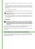 Käyttö- ja huolto-ohje keskuspölynimurille C 40 Sonis - Allaway Oy - Page 4