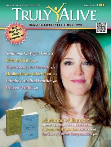 JAN/FEB 2013 - Truly Alive Magazine