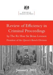 Review of Efficiency in Criminal Proceedings 2015 - Final