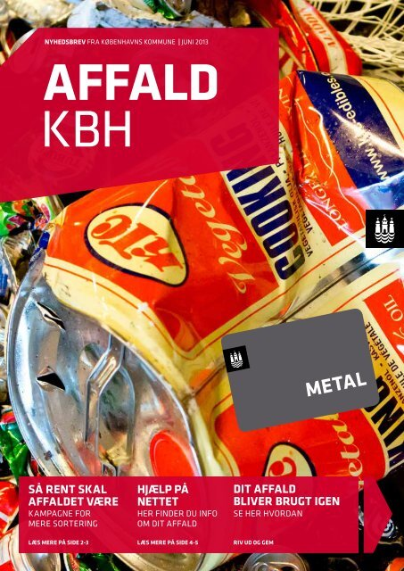 Affaldsservice 04 kk.dk/affaldhjælp pÅ