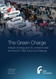 The Green Charge - Lytton & Lorf - 270312 - RAC Foundation