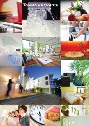 Tagungsmappe - Hotel Ullrich
