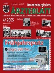 Ausgabe April 2005 - qs- nrw