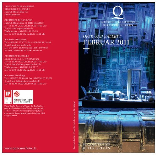 Download Spielplan Februar 2011 - IOCO