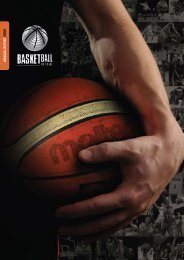 2009 BBNZ Annual Report - Basketball New Zealand