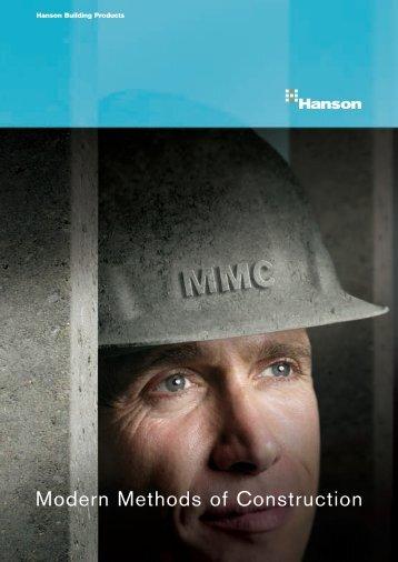 Modern Methods of Construction - Masonryfirst.com