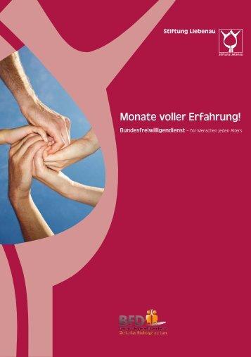 Monate voller Erfahrung! - Ausbildung Stiftung Liebenau