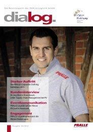Ausgabe 02/2010 - PRALLE LOGISTIK GmbH