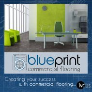 blueprint Brochure - Bolick Distributors