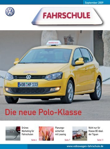 Die neue Polo-Klasse - netz-haut GmbH