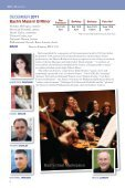 THE POWER OF - Philharmonia Baroque Orchestra - Page 6