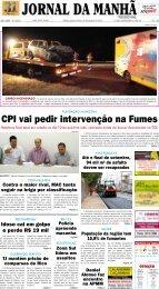 CPI vai pedir intervenção na Fumes - Jornal da Manhã