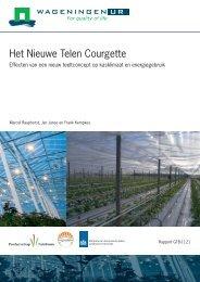 Het Nieuwe Telen Courgette - Energiek2020