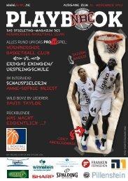 rUnD UM DaS PRO SpieL - Nürnberger Basketball Club