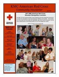 KMC American Red Cross - KMC Red Cross