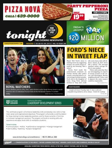 Download - tonight Newspaper