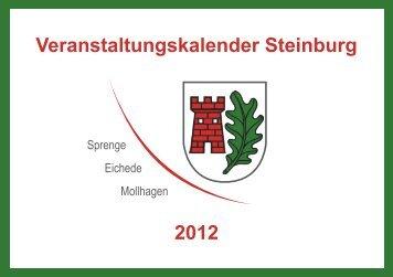 Veranstaltungskalender Steinburg 2012 - Freiwillige Feuerwehr ...