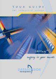 Safety Guide.pdf - Datasensor
